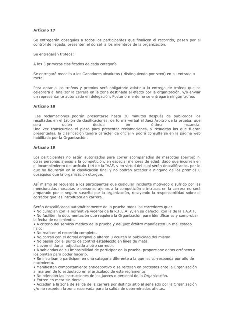 Reglamento Subida Ermitas 2021 - 4