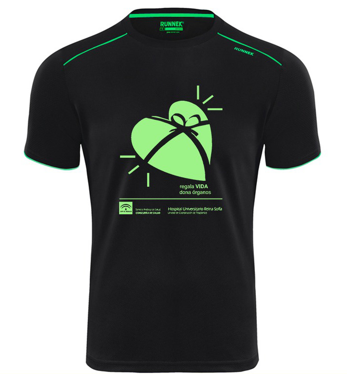 Camiseta carrera Ermitas 2018
